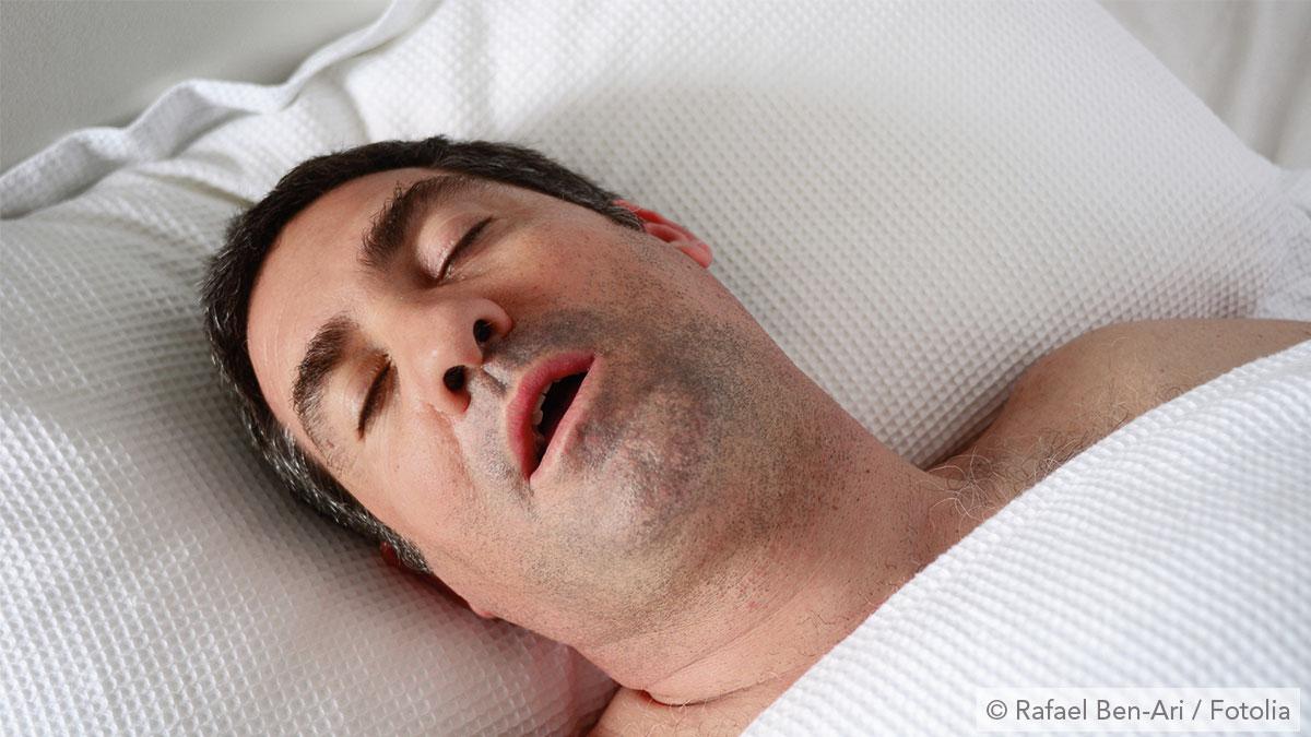 Sleep related breathing disorder