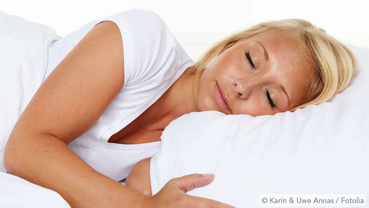 Women and snoring