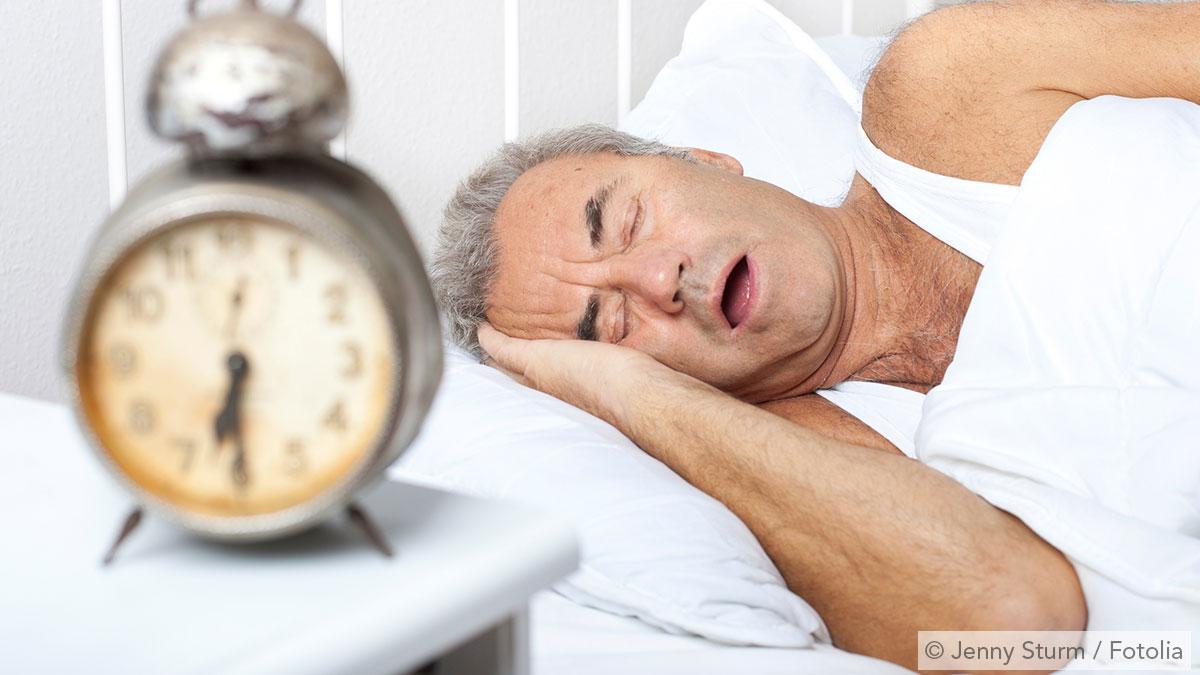 Obstructive sleep Apnoe