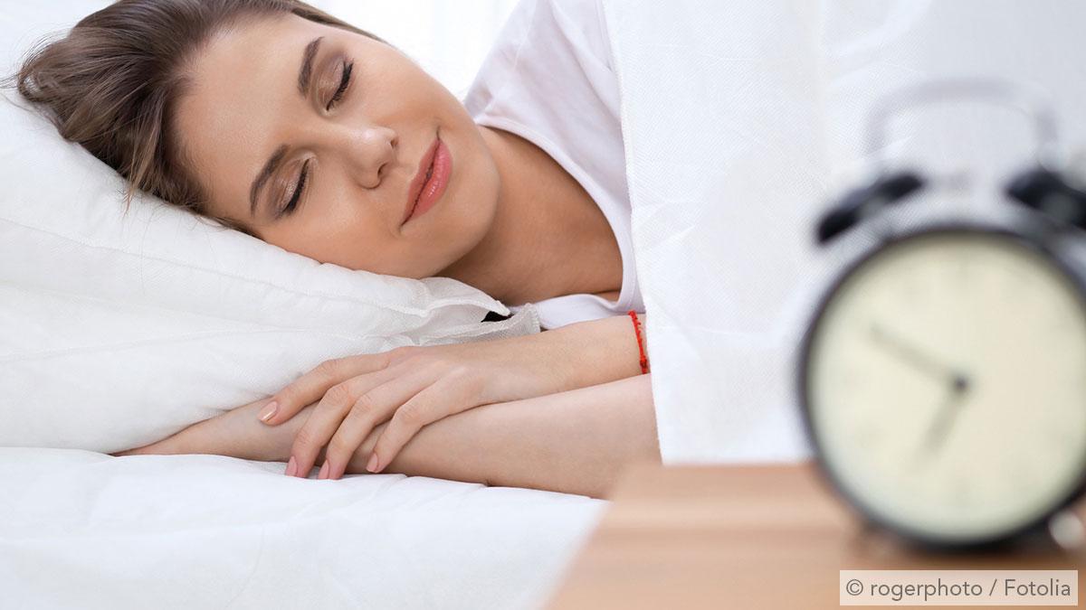 Optimal sleeping time
