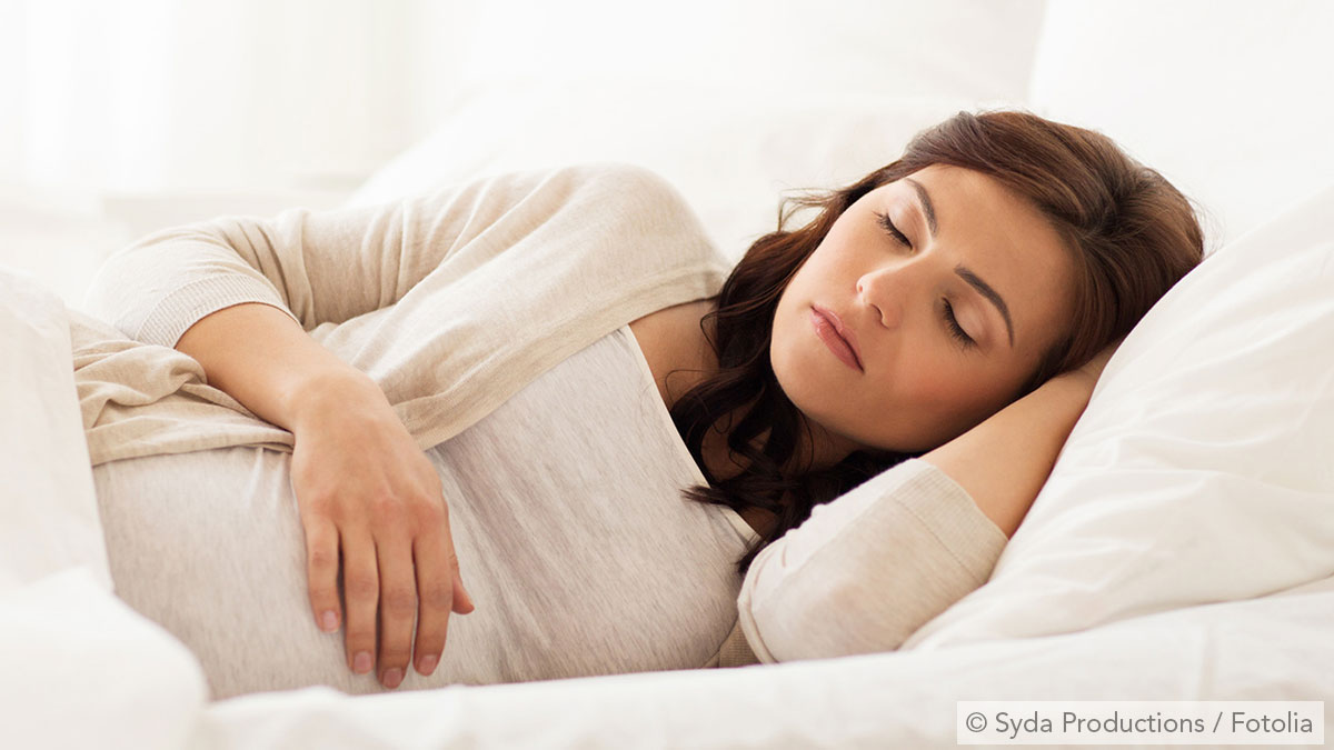 Snoring and pregnancy