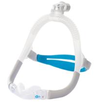 ResMed Nasenflügelmaske AirFit N30i (Small) seitlich