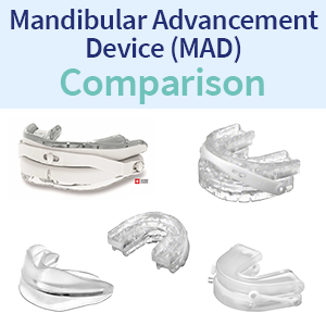 Mandibular Advancement Device (MAD) Comparison