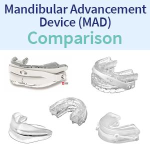 Mandibular Advancement Device (MAD) Comparison