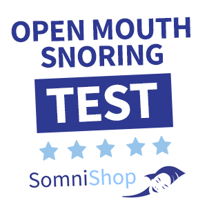 Open Mouth Snoring Test