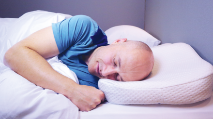Positional Therapy: the perfect treatment  for position-dependent sleep apnoea
